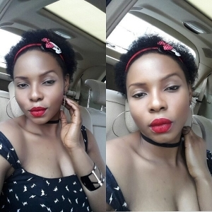 Yemi Alade Shows Off Her Natural Hair [See Photos]